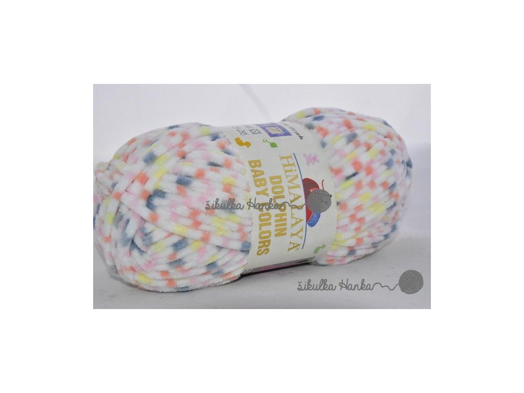 Dolphin baby colors 80412