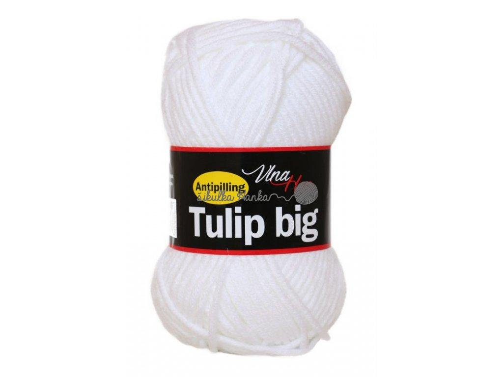 Tulip big 4002 bílá