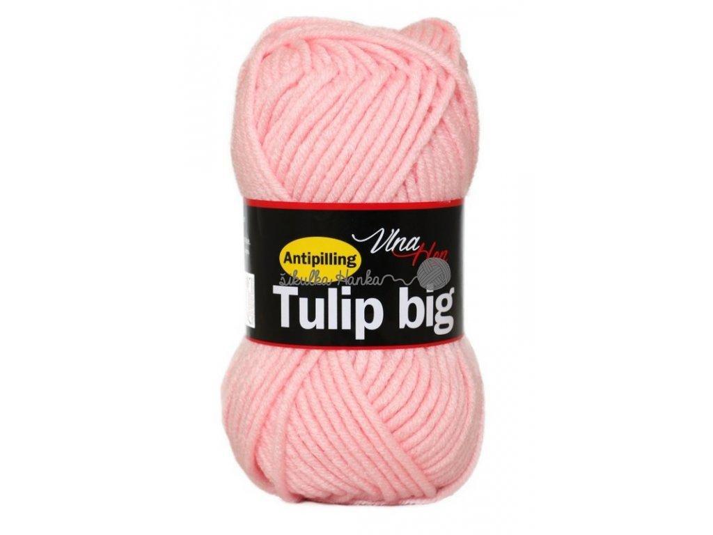 Tulip big 4026 dětská růžová