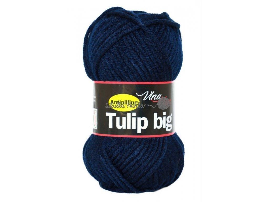 Tulip big 4121 tm. modrá