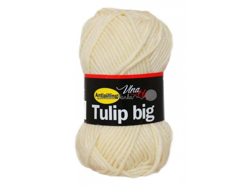Tulip big 4172 smetanová