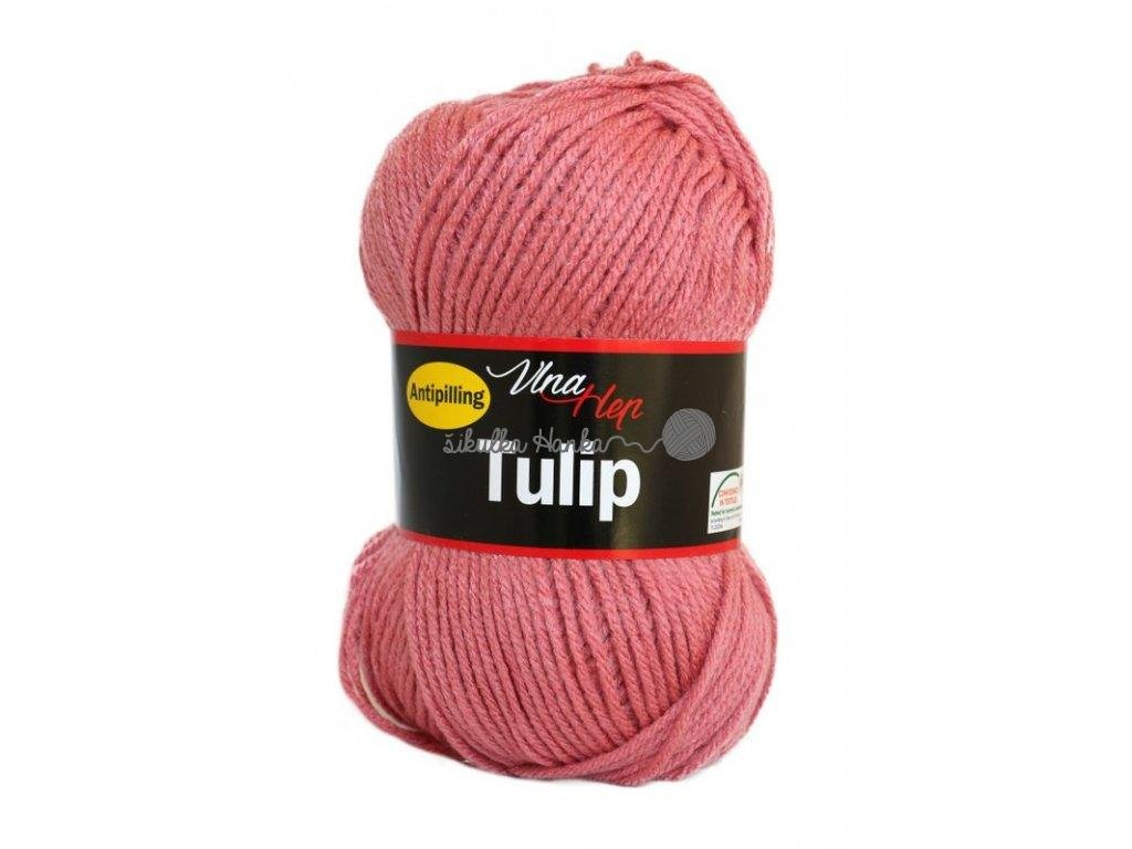 Příze Tulip 4029 krevetová