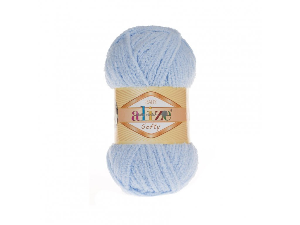 Softy 183 sv.modrá