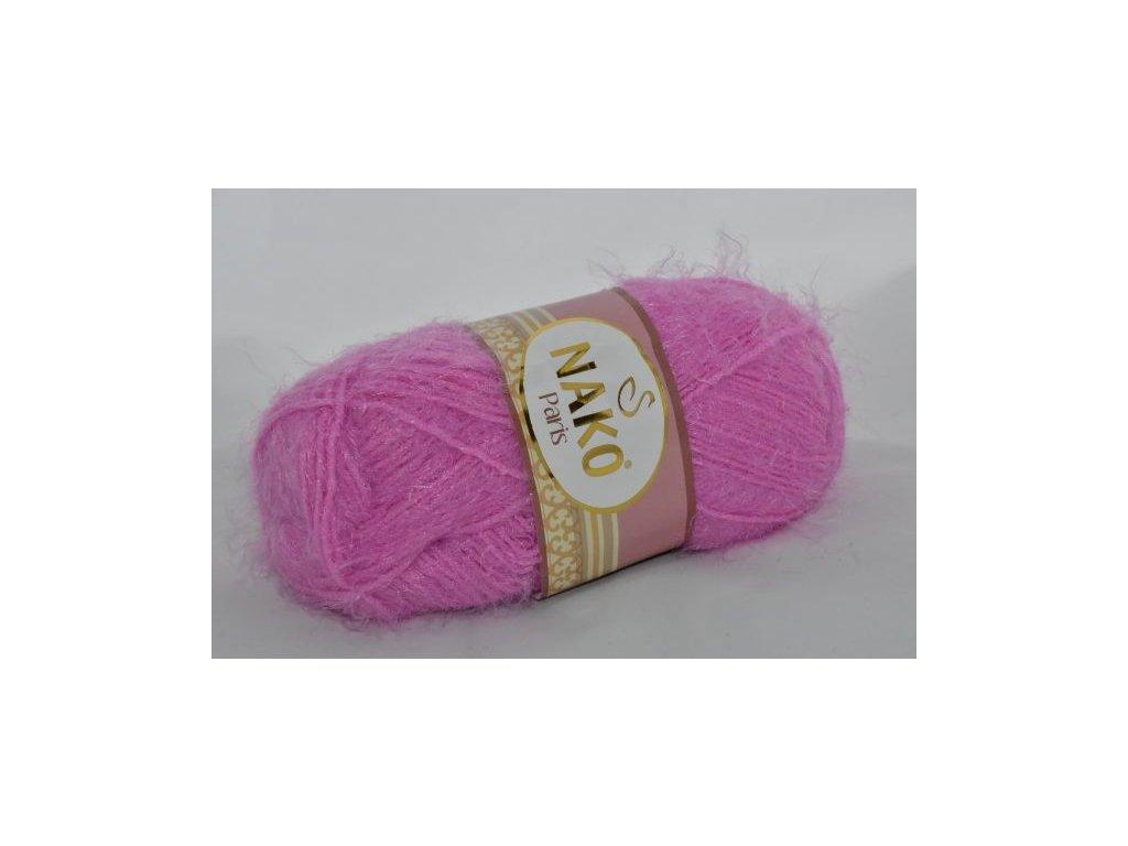 Příze Paris 10510 pink růžová