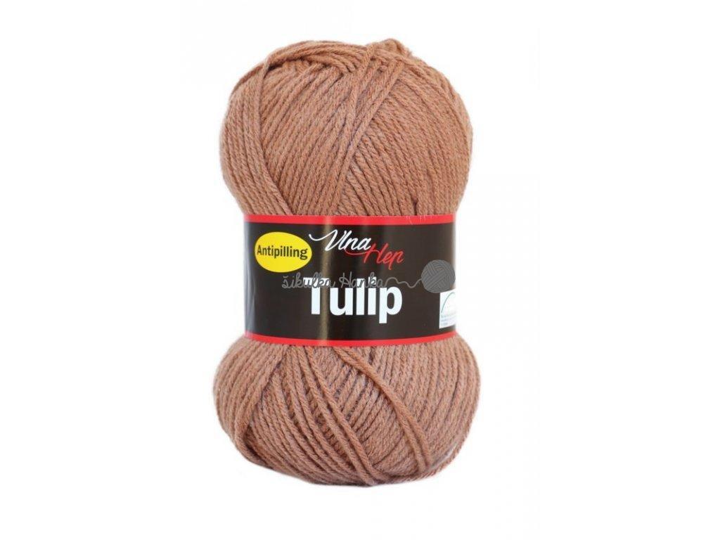 Příze Tulip 4223 kávová