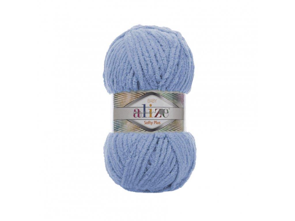 Softy plus 112 modrá