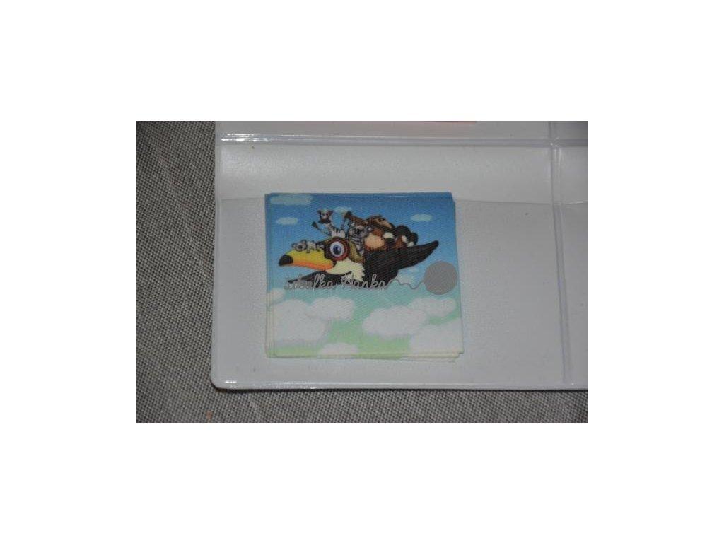 Nažehlovačka Letící tukan (71950/7)