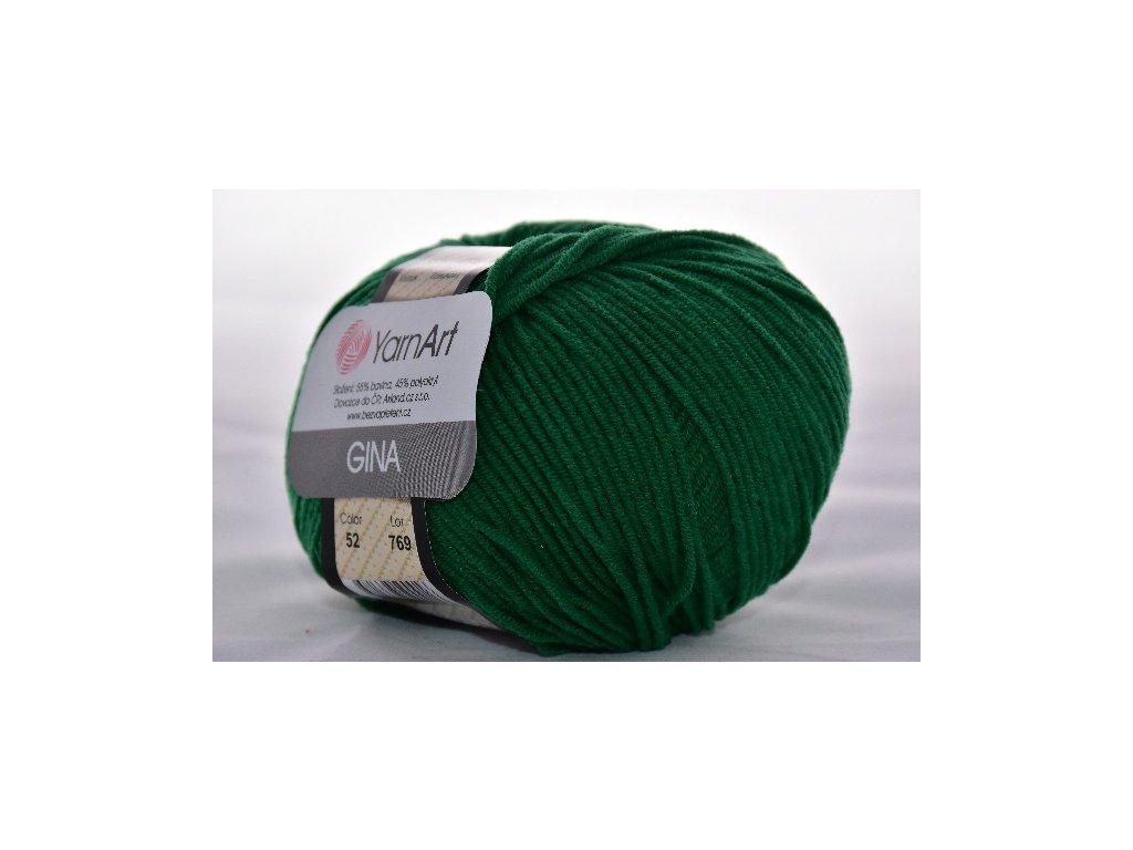 Gina 52 zelená