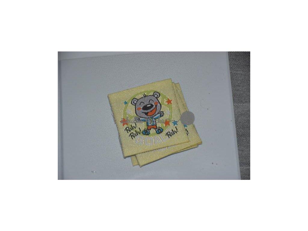 Nažehlovačka myšák (71954/2)
