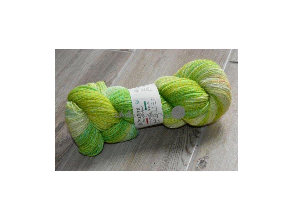 Rustik EL089 jarní zelená