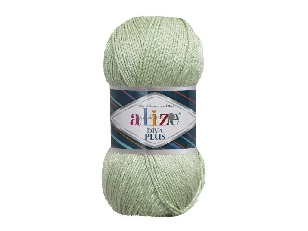Diva plus 375 nilská zelená