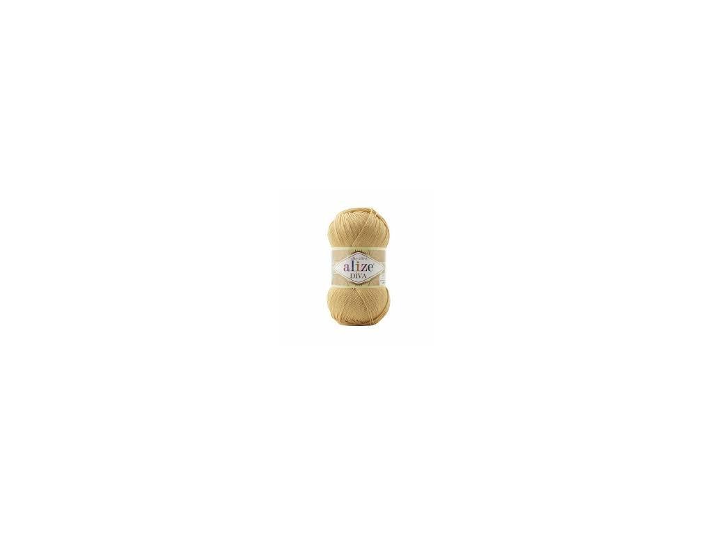 alizediva153darkbrown acrylic yarns alize 13869 43 B