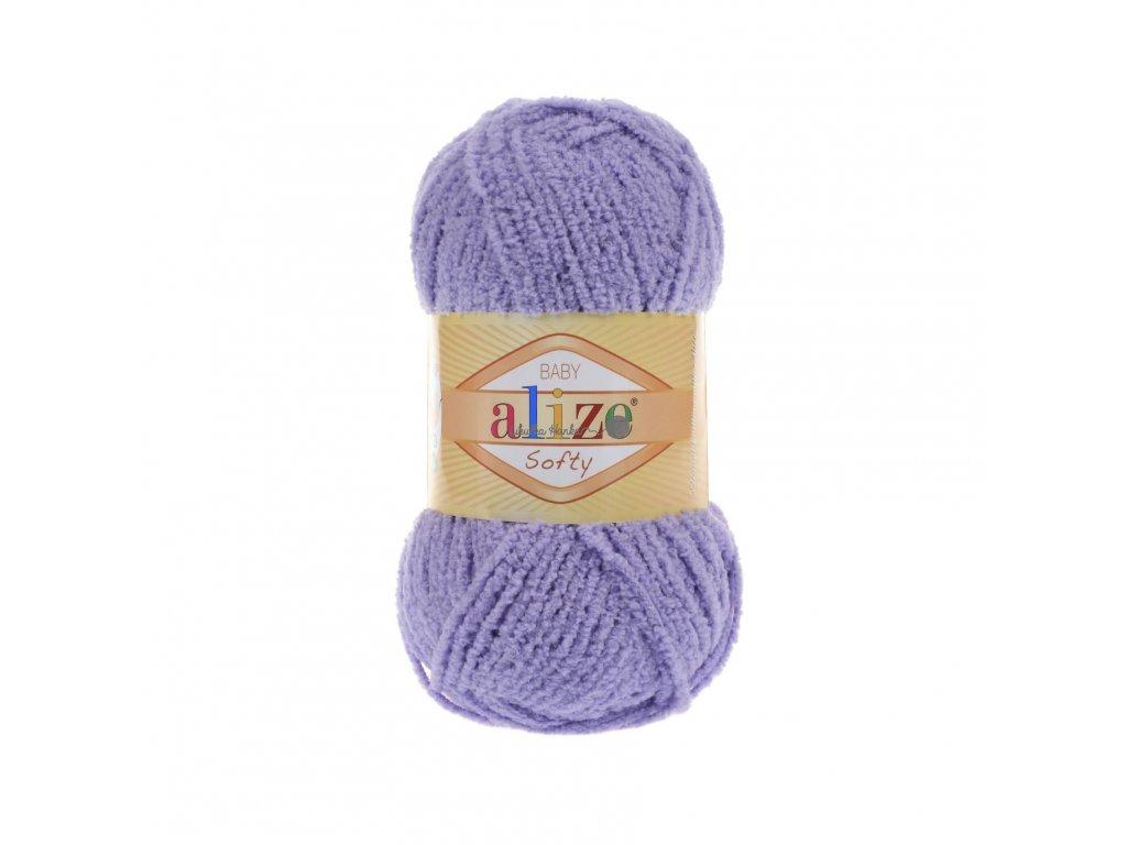 Softy 158 sv.fialová