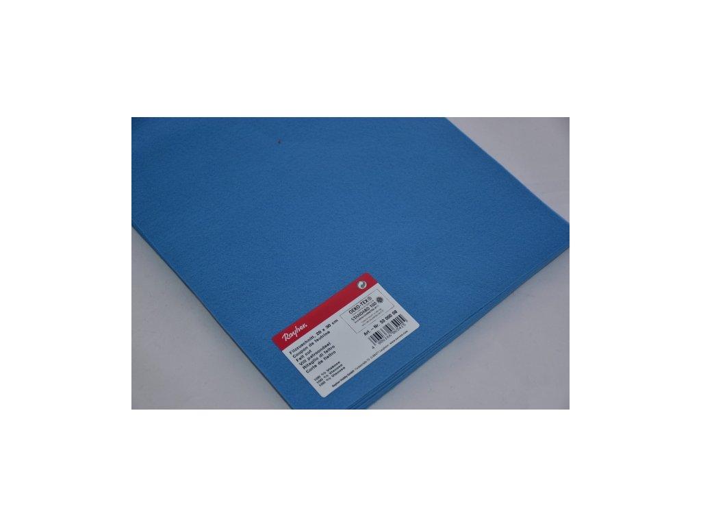 Filc světle modrá 5300008