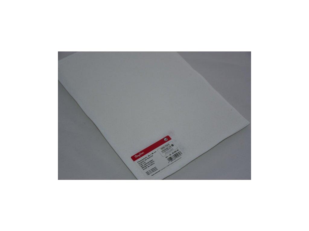 Filc bílá 5300202