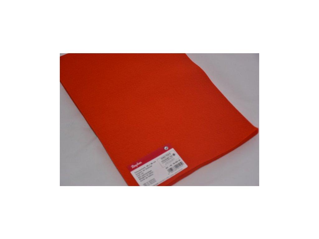 Filc oranžová  5300234