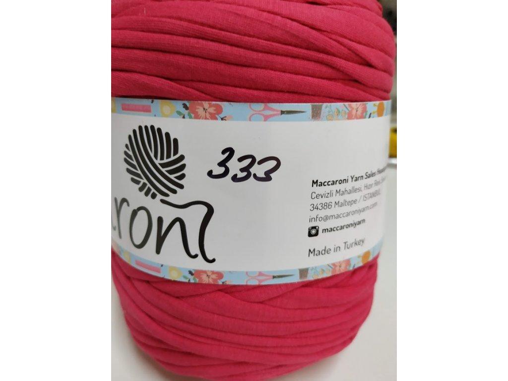 T-Shirt 333 růžová