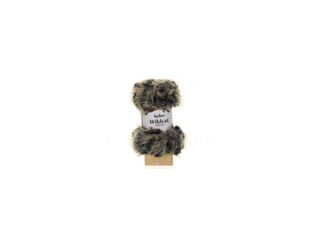 20865 wildcat soft fur k003