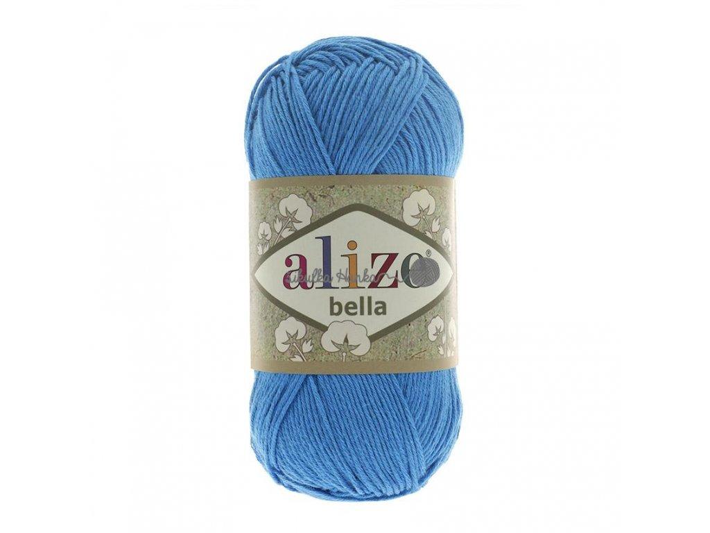 Příze Alize Bella 387 tyrkys