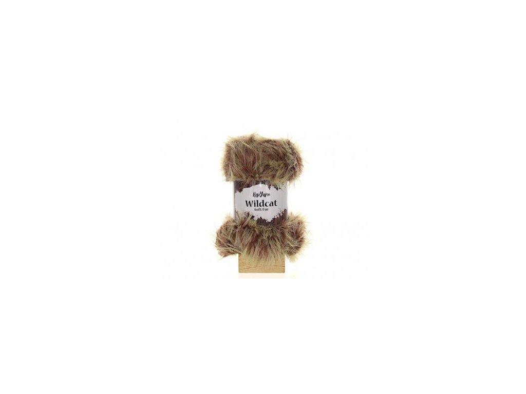 20877 wildcat soft fur k007