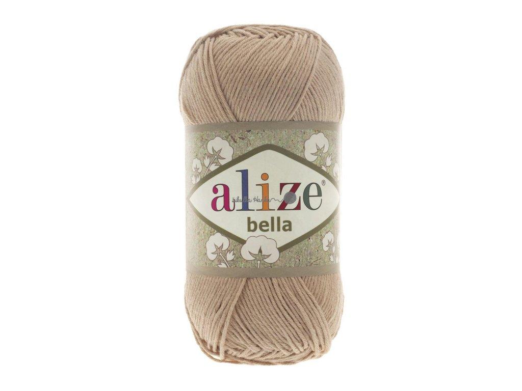 Příze Alize Bella 76 béžová