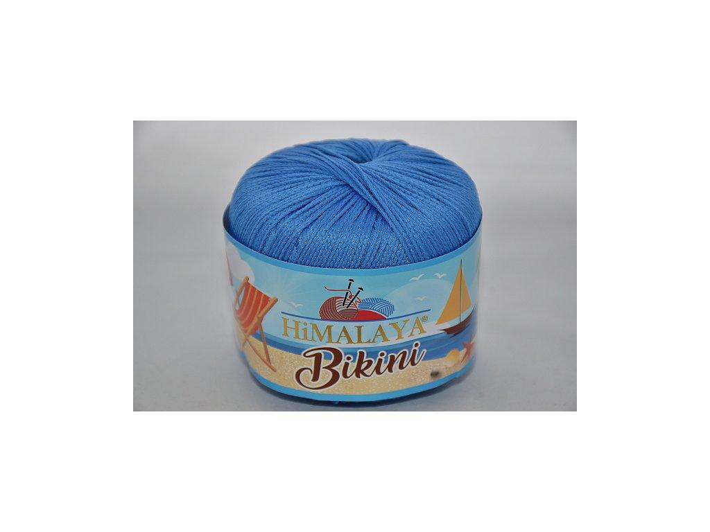 Příze Bikini 08 modrá