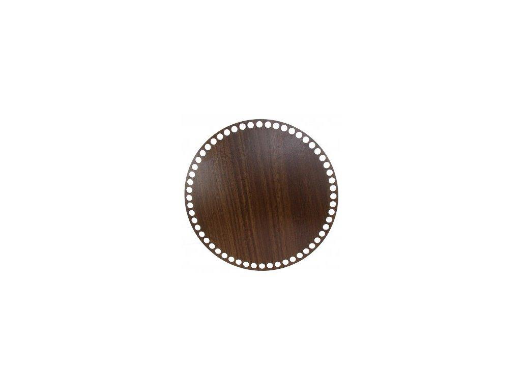 21774 90135 ng dno kruh walnut 25cm