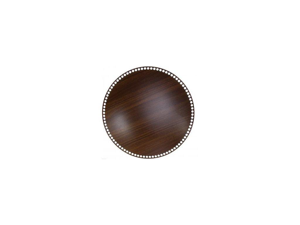 21783 90138 ng dno kruh walnut 40cm
