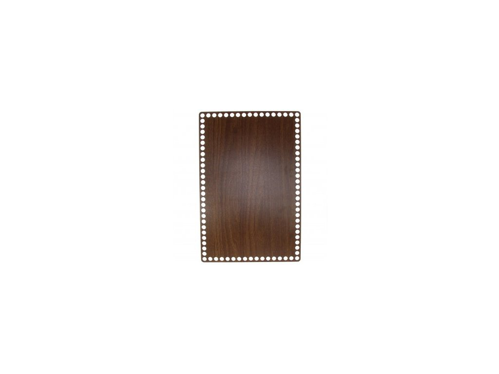 21822 90321 ng dno obdelnik walnut 36x24cm