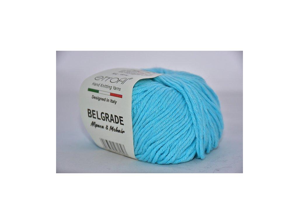 Příze Belgrade BL1014 světle modrá