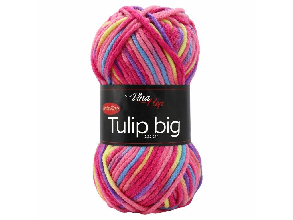 Tulip BIG color 5601 růžová