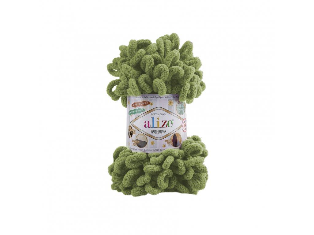 PUFFY 485 Green