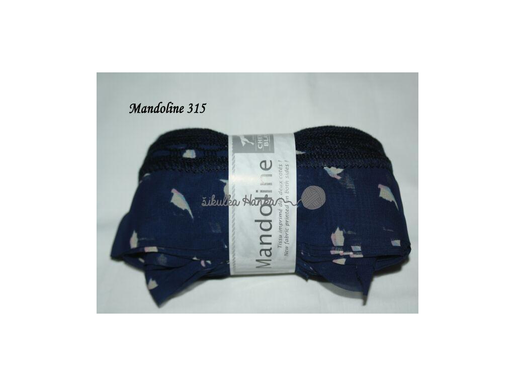 Mandoline 315 modrá