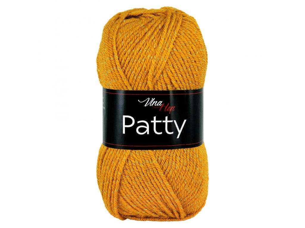 Patty 4489 hořčicová