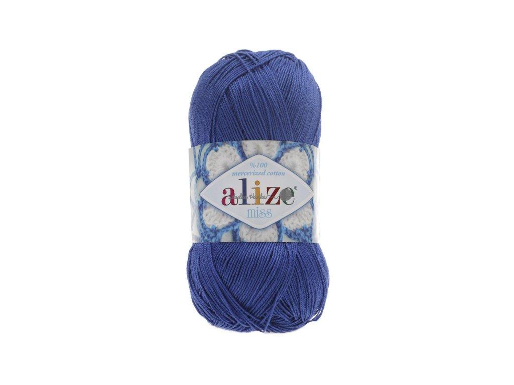 Alize Miss 497 královská modrá