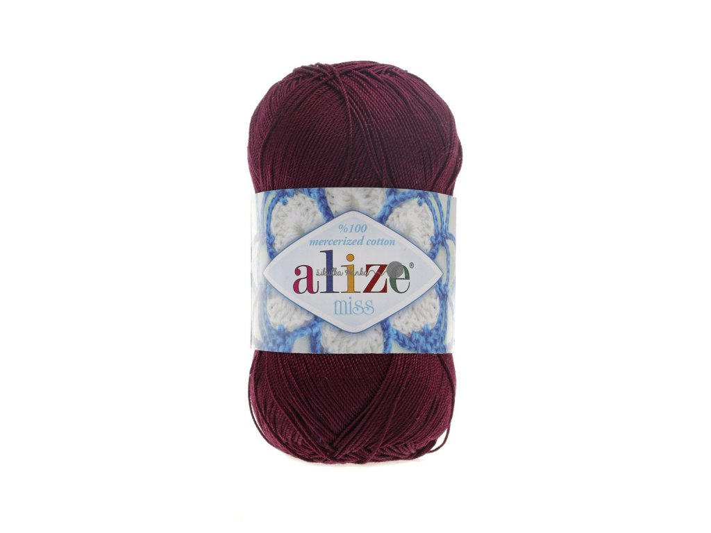 Alize Miss 495 tm. bordo