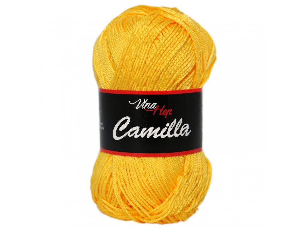 Příze Camilla 8180 pampelišková