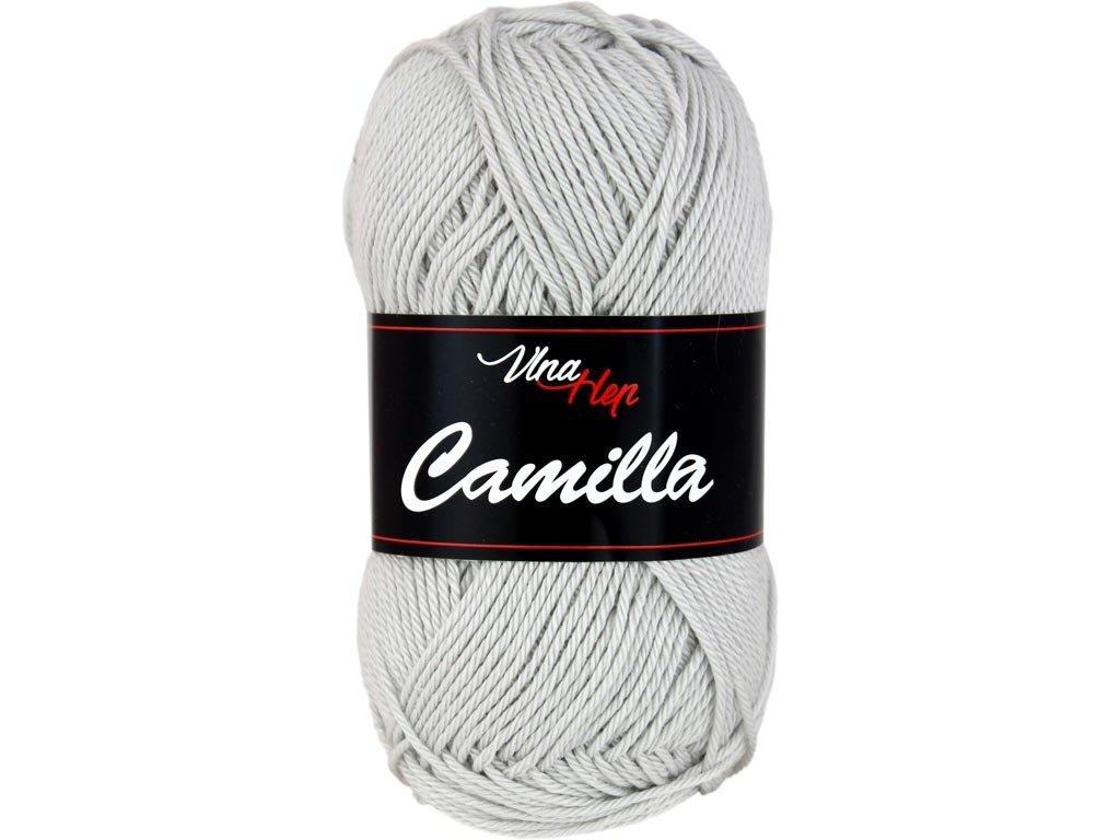 Příze Camilla 8230 sv. šedá