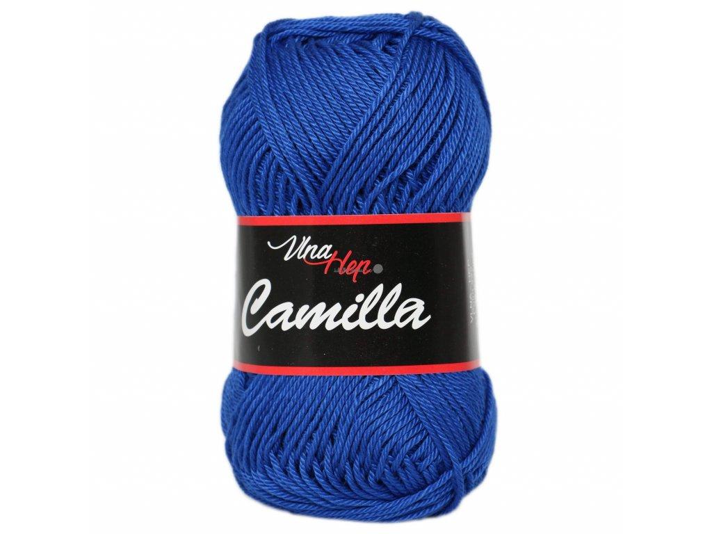 Příze Camilla 8112 královská modrá
