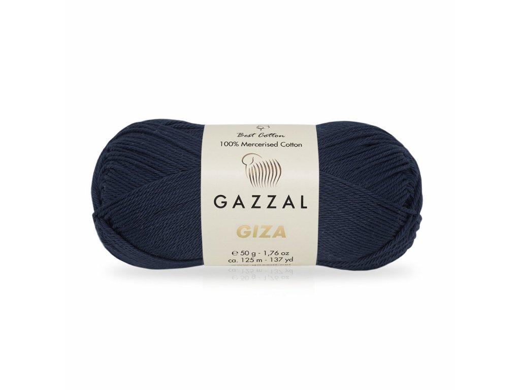 Giza 2476 tmavě modrá