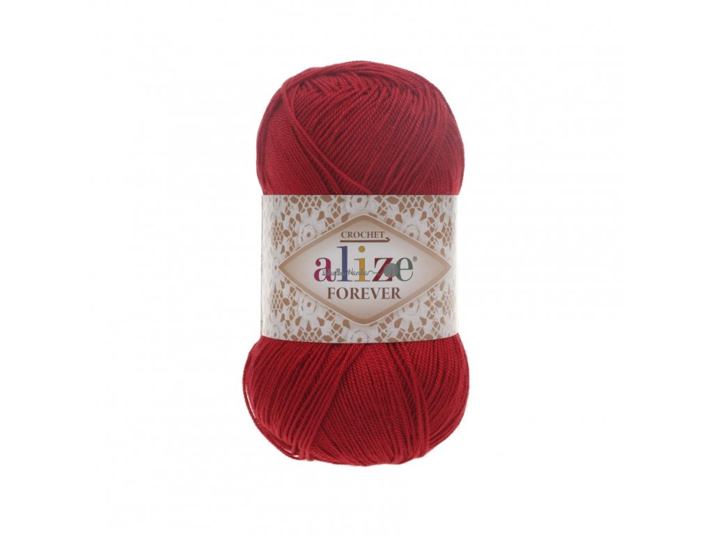 Alize Forever 106 červená