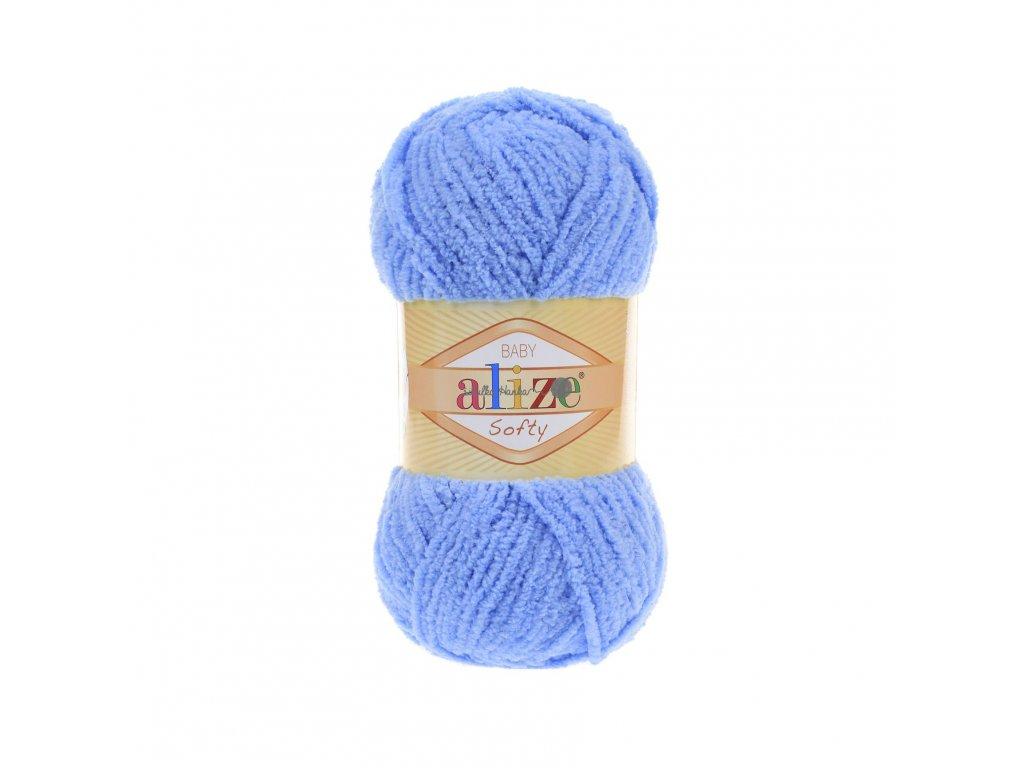 Softy 40 sv.modrá
