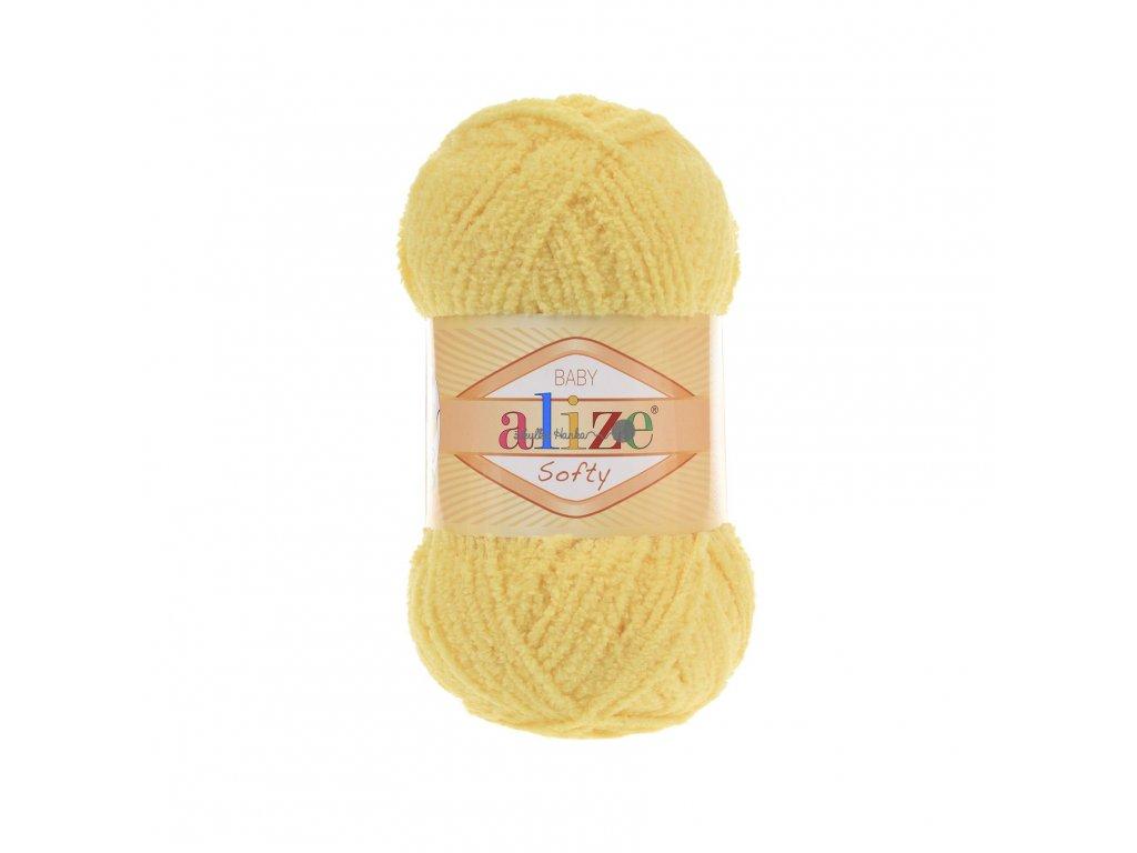 Softy 187 sv.žlutá