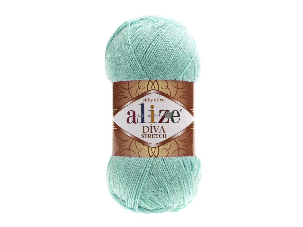 Alize Diva stretch 376 aqua