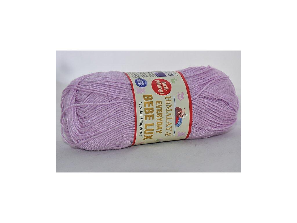 Everyday bebe lux 408 fialovo-růžová
