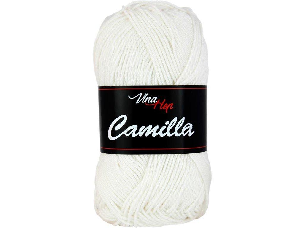 Příze Camilla 8171 smetanová