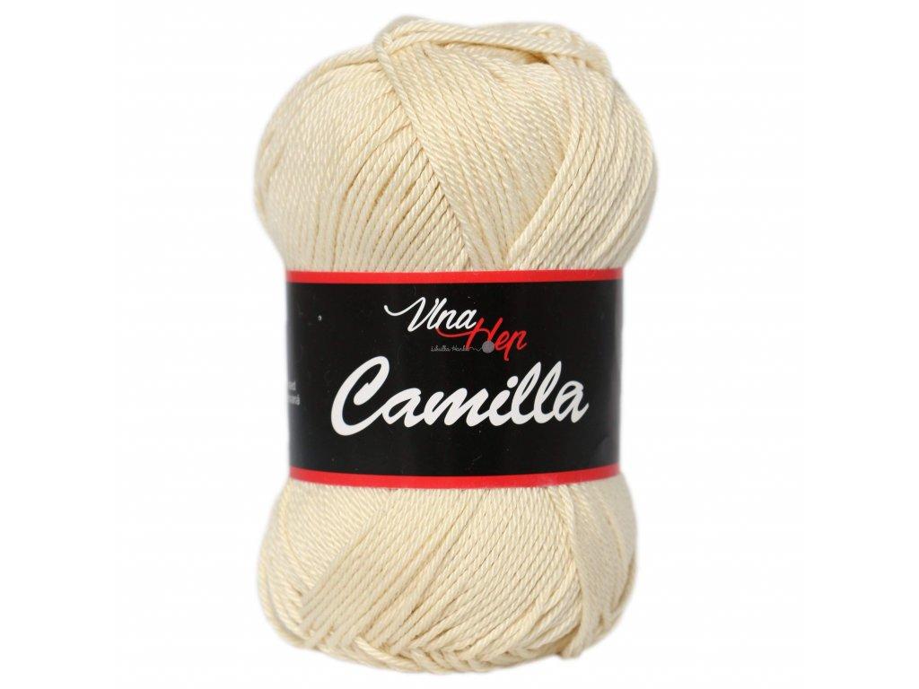 Příze Camilla 8173 přírodní