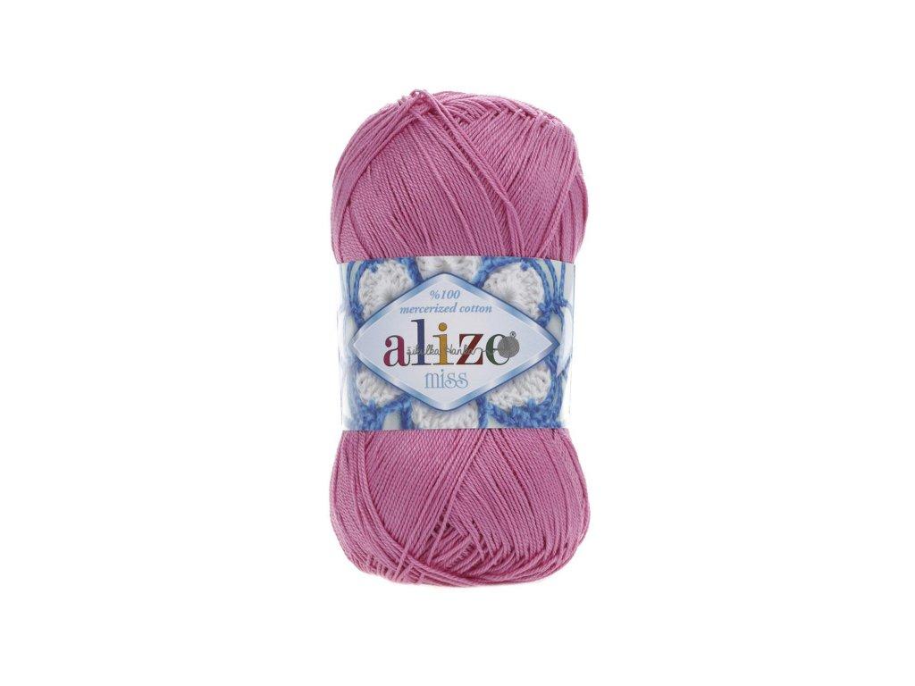 Alize Miss 264 tmavší růžová