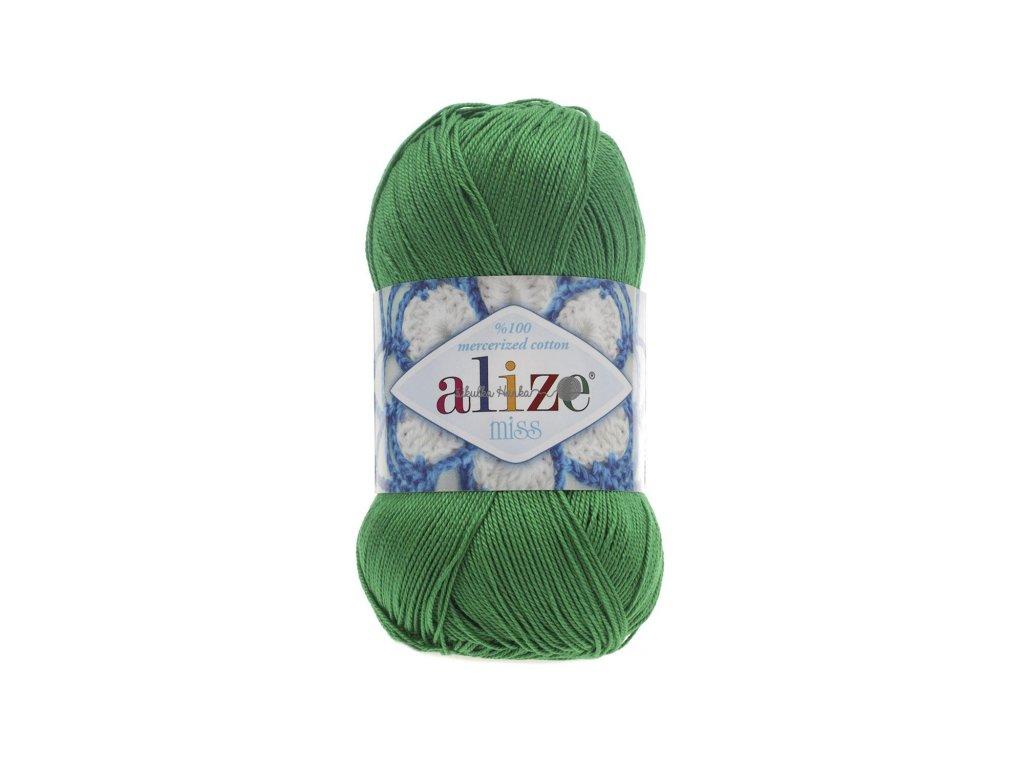 Alize Miss 123 smaragdová