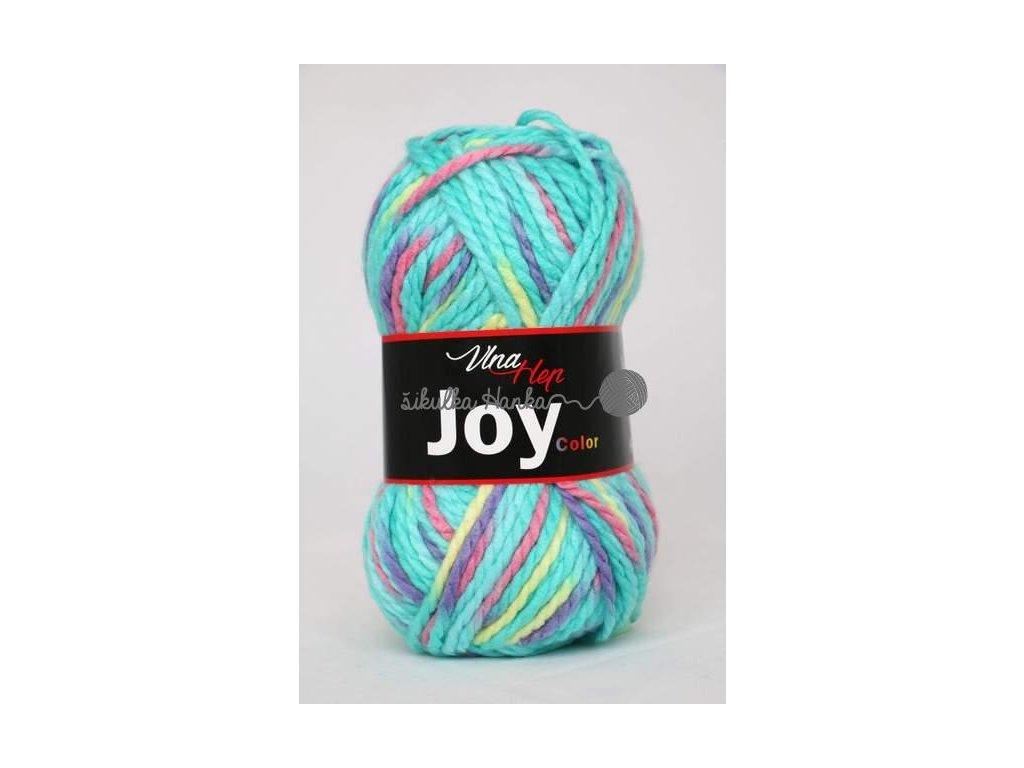 Joy color 5605 tyrkysovo-barevná